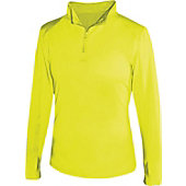 Badger Sport Women's 1/4 Zip Lightweight Pullover
