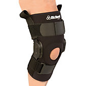 McDavid PSII Hinged Black Knee Brace