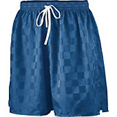 Augusta Men's Long Checkerboard Soccer Shorts