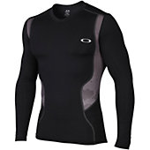 Oakley Men's Compression Long Sleeve Shirt