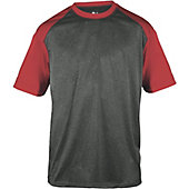 Badger Men's Heather Sport Shirt