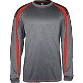 Badger Sport Fusion Men's Long Sleeve T-Shirt