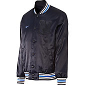 Nike Men's Satin Varsity Jacket