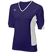 Mizuno Women's Classic 3/4 Sleeve Volleyball Jersey