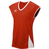 Mizuno Women's Balboa Cap Sleeve Volleyball Jersey
