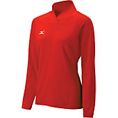 Mizuno Women's Nine Collection Crew Pullover