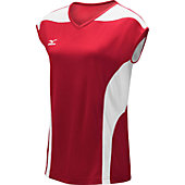 Mizuno Women's Performance Cap Sleeve Jersey G3