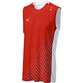 Mizuno Men's National VI Sleeveless Volleyball Jersey