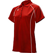 Mizuno Women's Piped  Volleyball Polo