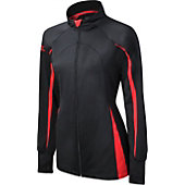 Mizuno Girls' Focus Full Zip Jacket
