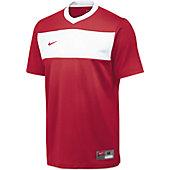 Nike Men's Short Sleeve Hertha Soccer  Jersey