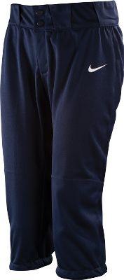 Nike Women's All Out 3/4 Softball Pants