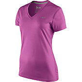 Nike Women's Regular Legend Short Sleeve V-Neck Shirt