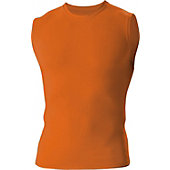 Badger Men's B-Fit Sleeveless Crew Compression Shirt