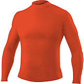 Badger Men's Long Sleeve Mock Compression Shirt