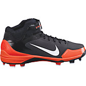 Nike Air Huarache 2KFresh Mid Molded Baseball Cleats