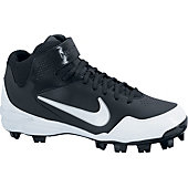 Nike Men's Huarache 2KFresh BG Mid Molded Cleats