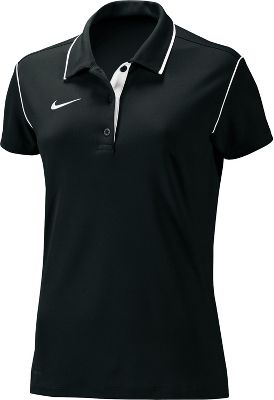Nike Women's Gung-Ho Short Sleeve Polo 476325BWL