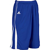 Russell Boy's Side Stripe Basketball Game Shorts