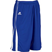 Russell Athletic Men's Side Stripe Basketball Game Shorts