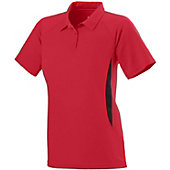 Augusta Women's Mission Sport Polo