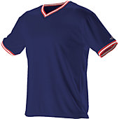Alleson Adult V-Neck Baseball Jersey
