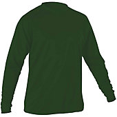 Alleson Youth Long Sleeve Crew Neck Tech T-Shirt