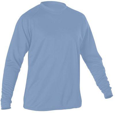 Alleson Men's Long Sleeve Crew Neck Tech T-Shirt