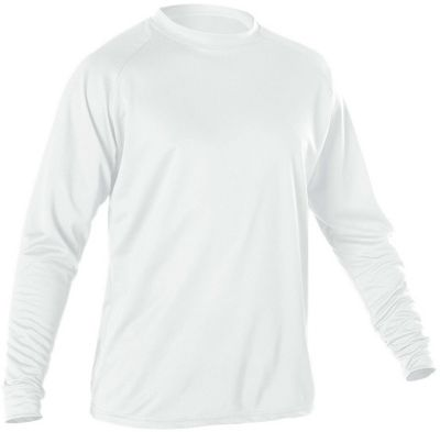 Alleson Men's Long Sleeve Crew Neck Tech T-Shirt