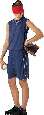 Alleson Athletic Women's Softball Shorts