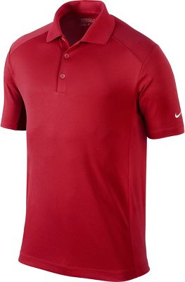 Nike Golf Dri-Fit Victory Polo - University Red Medium