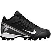 Nike Youth Land Shark Mid Molded Football Cleats (Wide)