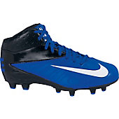 Nike Men's Vapor Strike 3 Mid Detachable Football Cleats