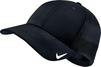 18c6008f Nike Mesh Back Blank Golf Cap | Quinyx