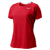Nike Girl's (Youth) Stock Short Sleeve Respect Jersey