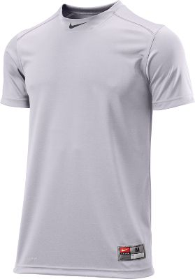 Nike Youth Dri-Fit Game Short Sleeve Performance Shirt