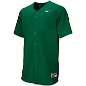 Nike Men's Full-Button Vapor Baseball Jersey