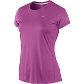 Nike Women's Miler Short Sleeve Crew Shirt