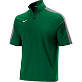 Nike Men's Short Sleeve Hot Jacket