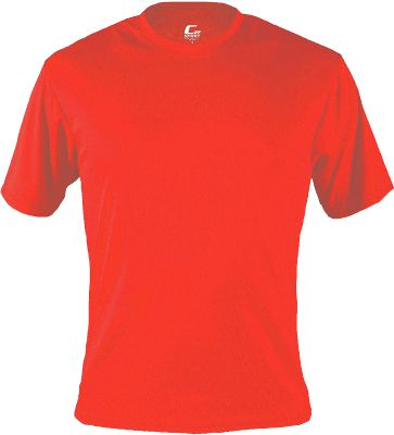 Badger Youth C2 Short Sleeve Performance T-Shirt