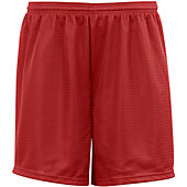 BADGER YOUTH MESH 6 INCH SHORT
