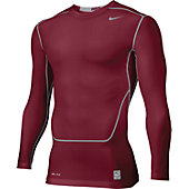 Nike Men's Core 2.0 Long Sleeve Compression Shirt