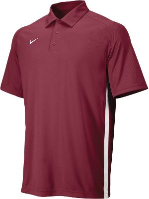 Nike Men's Elite Force Short Sleeve Polo