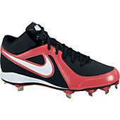 Nike Men's MVP Strike Mid Metal Baseball Cleats