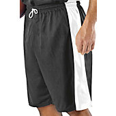 Alleson Men's Reversible Basketball Shorts