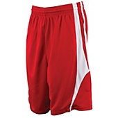 Alleson Athletic Adult Unisex Reversible Basketball Shorts