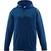 Augusta Adult Wicking Fleece Hooded Sweatshirt