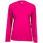 Badger Women's C2 Long Sleeve Shirt