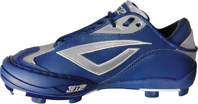 3n2 Womens Accelerate Molded Pitching Toe Fastpitch Cleats
