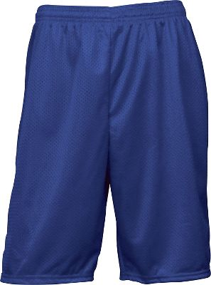 Alleson Athletic Adult Mesh Workout Shorts